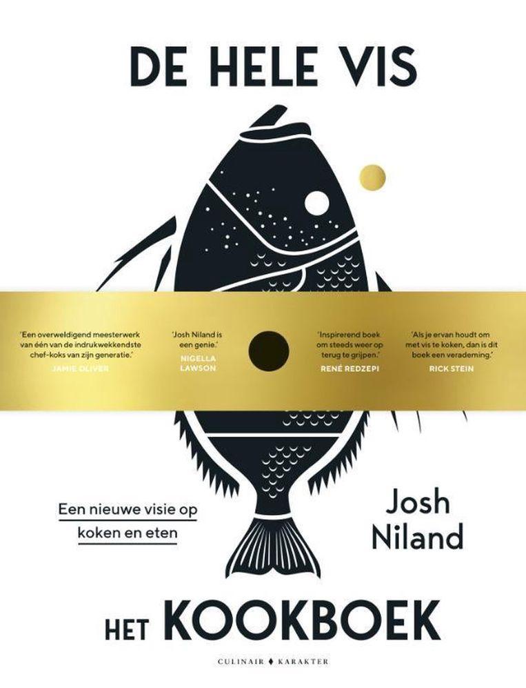De Hele Vis van Josh Niland. Beeld