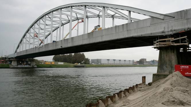 Opgelet: de Meernbrug vanaf maandag afgesloten voor fietsers en voetgangers