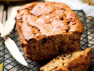 Recept: chocoladebrood waar je geen schuldgevoel over moet hebben