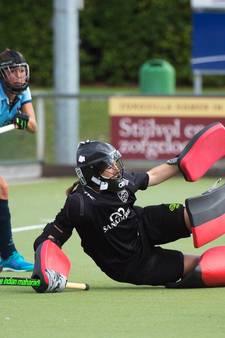 'Makkelijke' eerste goal lijdt nederlaag NMHC in