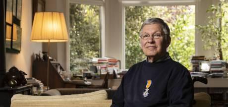 Fransois (84) uit Hengelo: al 70 jaar zweefvlieger, maar herinnert zijn eerste solovlucht als de dag van gisteren