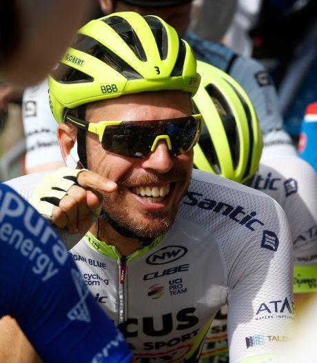 Danny van Poppel sprint naar derde plek in Parijs-Chauny