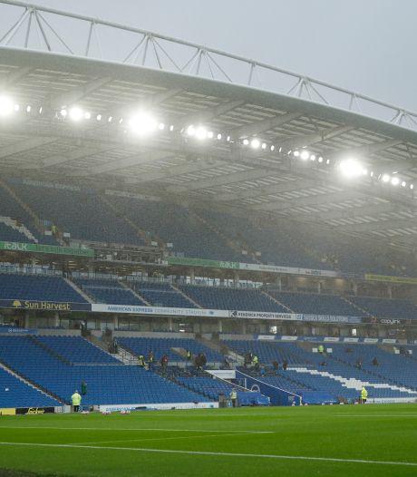 Un joueur de Brighton arrêté pour des soupçons d'agression sexuelle