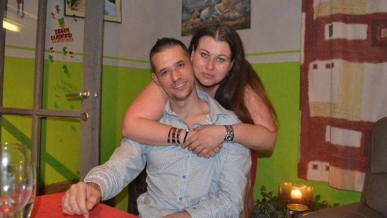 Luc N. takelde zijn vriendin Marielle zo hard toe dat ze het leven liet.  Beeld RV