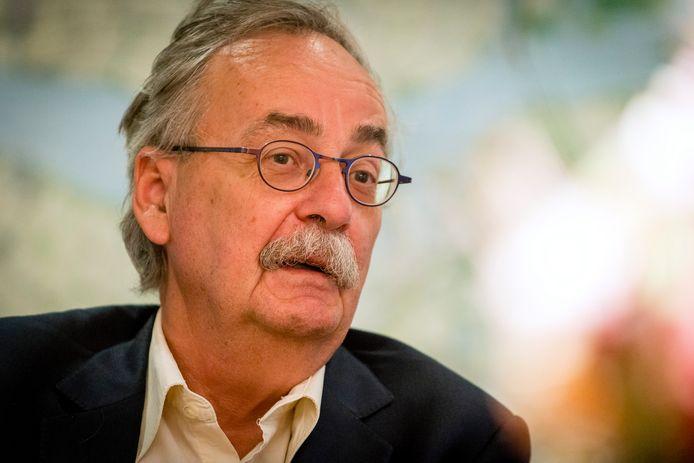 Hugo Polderman, oprichter SP Roosendaal en eerste wethouder namens die partij.