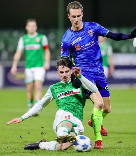 TOP Oss-spits Dennis van der Heijden mogelijk dubbel kanshebber voor doelpunt van het seizoen