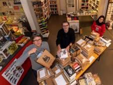 Hoe houden boekhandels het hoofd boven water? 'Zelf bezorgen. Net zo snel als Bol dat kan'