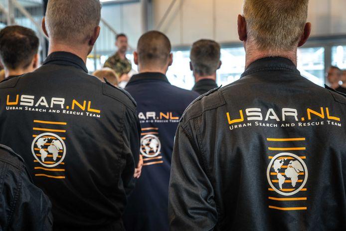 Het Urban Search And Rescue (USAR)-team verlaat vandaag (plaatselijke tijd) Sint-Maarten.