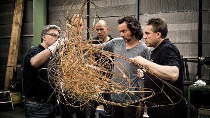 """Arne Quinze onder de indruk van kunstroof: """"Chapeau voor de dief"""""""