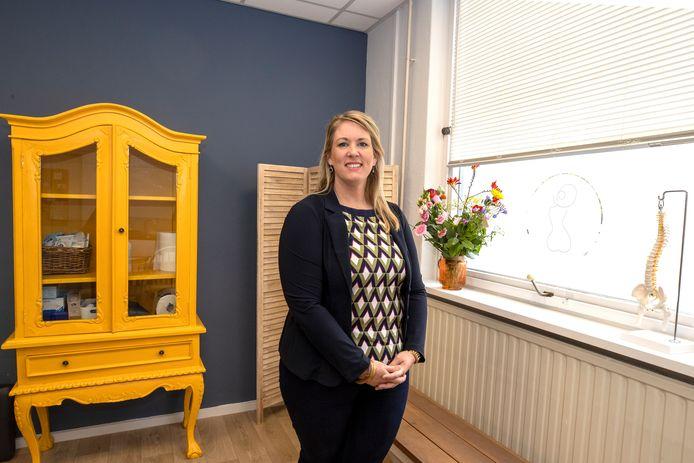Marjolein Maas is Via Mama begonnen, een gezondheidscentrum voor vrouwen. Verloskundigen, overgangsverpleegkundigen en bekkenfysio's kunnen hier een ruimte huren