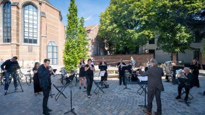 """Fanfare organiseert 'HaFaBra Songfestival Covid-19 edition': """"Voor al die leuke virtuele samenspeelfilmpjes"""""""