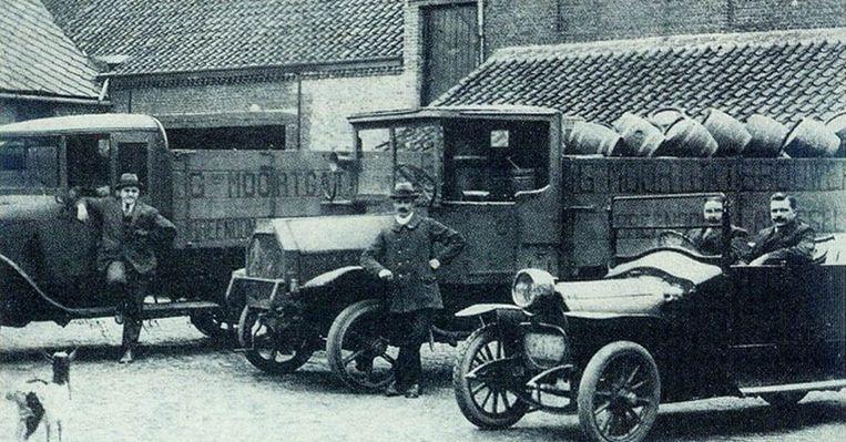 Na de eerste wereldoorlog leerden de Moortgats de Engelse Ales kennen. Zo is ook Duvel ontstaan. Beeld RV