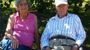 Echtpaar sterft op zelfde dag na huwelijk van 71 jaar