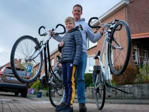 """Reinout vindt gestolen fietsen terug op zoekertjessite: """"Politie greep niet in, dus ging ik zelf op pad"""""""
