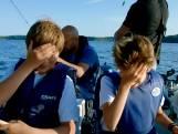 """Poging tot vissen in Camp Grinsby: """"Zo snel roept een Coppens niet om hulp"""""""