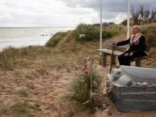 Des cérémonies à huis clos sur les plages du Débarquement