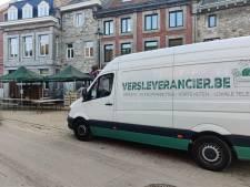 Helpende handen: Drongense Versleverancier brengt groentepakketten naar slachtoffers overstromingen