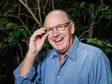 Philip Freriks veranderde bij Het Groot Dictee al snel in de onderwijzer van de lagere school