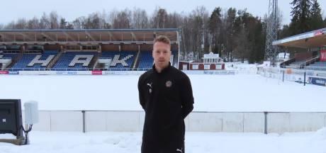 Finse club FC Haka verlost oud-NEC'er Youri Loen van Griekse tragedie