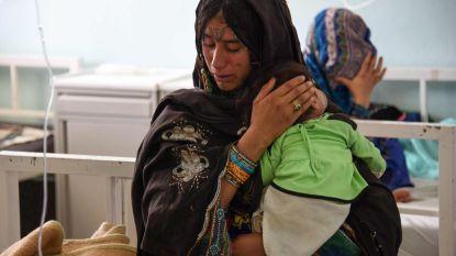 2 miljoen Afghaanse kinderen ondervoed