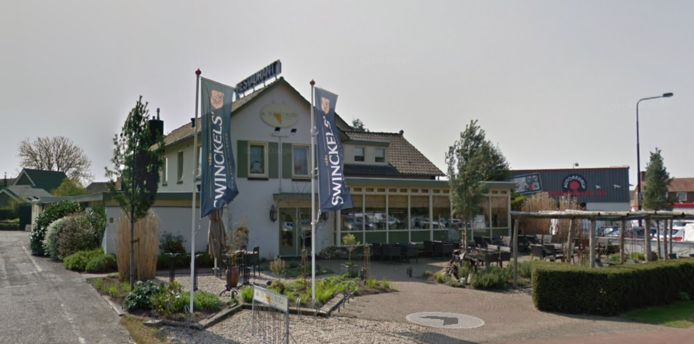 Restaurant De Bourgondiër in Beek.