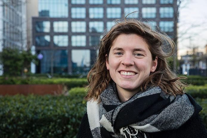 Jasmijn van den Berg uit Eindhoven
