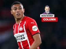 Column Hugo Borst | Vergeleken bij PSV'er Vinicius is Lucas Pratto een topspits