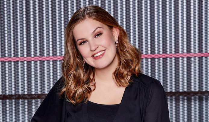 De Almelose Emma Boertien staat in de finale van The Voice of Holland.