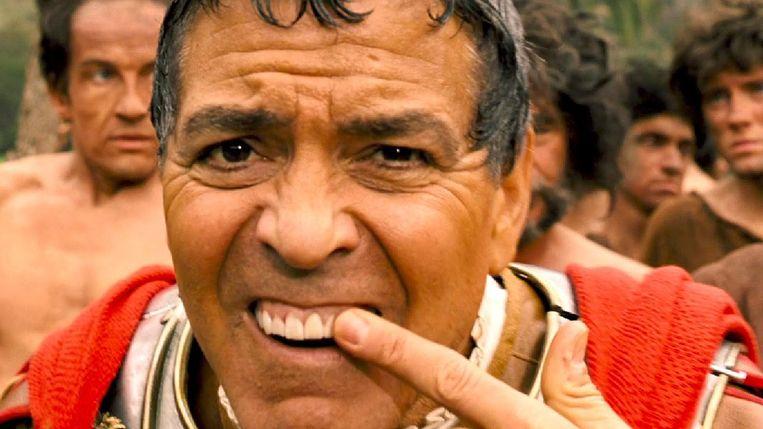 George Clooney. Beeld