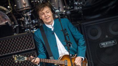 """Paul McCartney over moeilijke periode na breuk The Beatles: """"Ik dronk veel te veel"""""""