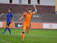De Graafschap-talenten Haen en Brittijn in selectie Oranje O18; duo mist competitieduel bij Almere City
