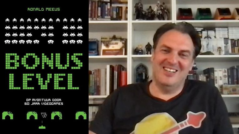 Ronald Meeus. Beeld screenshot