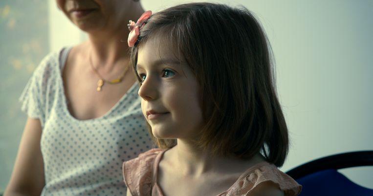 Petite fille. Beeld -