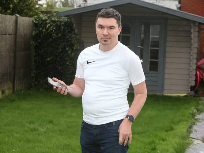 """Tim (34) raakte verlamd nadat hij sms'te achter het stuur: """"Ik ga wat later zijn"""", stuurde hij. Zes weken later werd hij uit coma gehaald"""