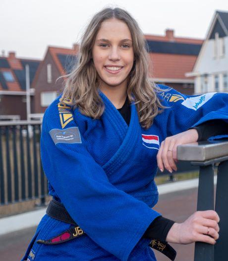 Indy Godschalk kán en mág weer alles: 'Judo is mijn leven'