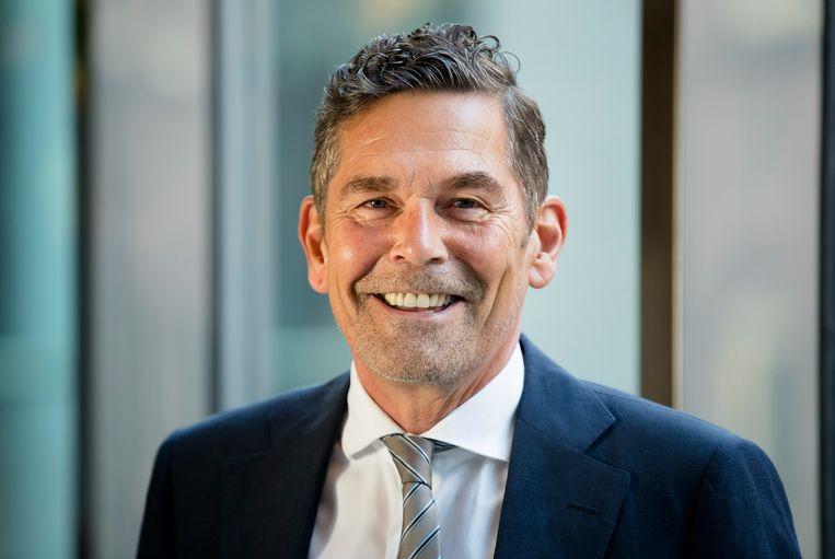 PVV-Kamerlid Harm Beertema is niet welkom bij de AOb. Beeld ANP