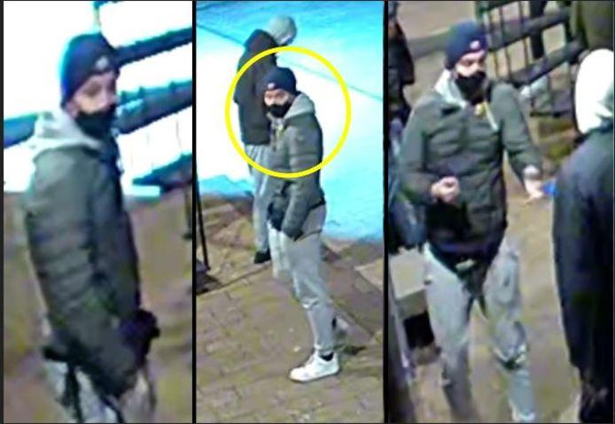 Deze man wordt er van verdacht een agent te hebben mishandeld op zaterdag 14 november 2020 in de Weijerstraat in Boxmeer.