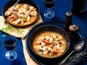 Wat Eten We Vandaag: Vissoep