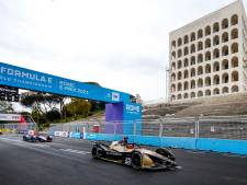 Frijns vierde bij Formule E in Rome, ongelukkige middag voor De Vries