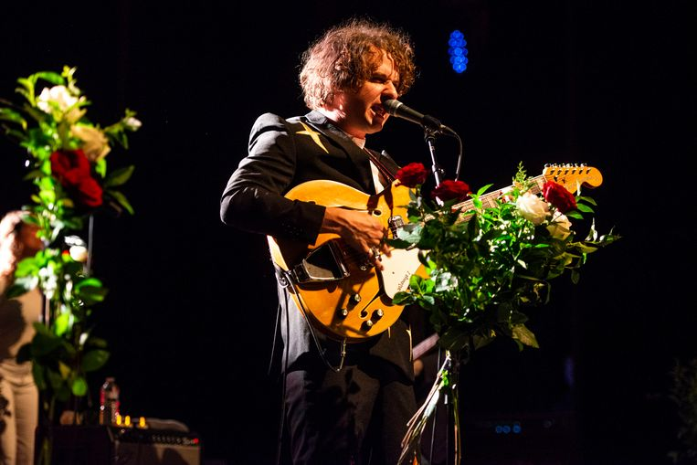 Kevin Morby. Beeld Koen Keppens