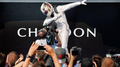 Het seizoen van Hamilton: Vettel is lang lastige klant, tót een horrordag de Britse dominantie inluidt