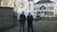 Pintenaars bouwen Winterdorp aan Viteux