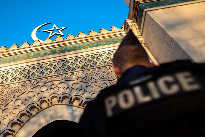 Grande Mosquée de Paris (archives)