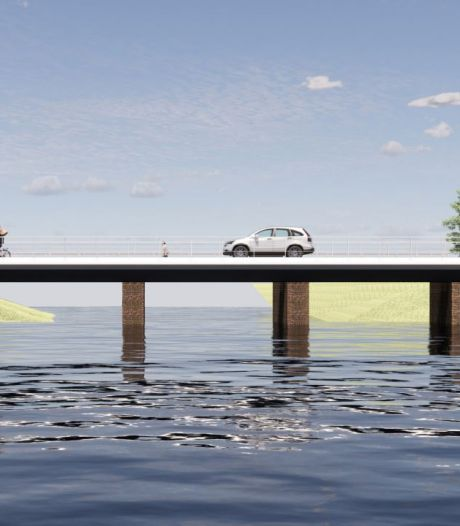 Ommen presenteert ontwerp omstreden 'Junne-brug': 'Er wordt ons om tempo gevraagd'