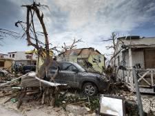 Rode Kruis helpt langer na orkaan Irma op Sint Maarten