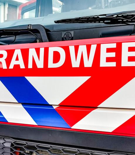 Ben, Twan, Adrie en Mario blussen samen al 123 jaar: lintjes voor Ravensteinse brandweermannen