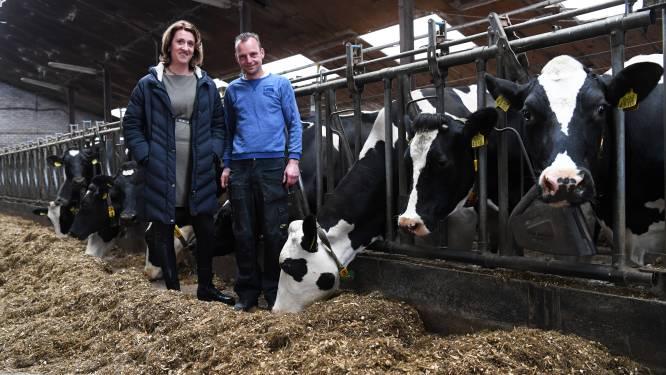 Zelf verse melk tappen bij de boerderij: 'Goed voor mijn gezondheid'