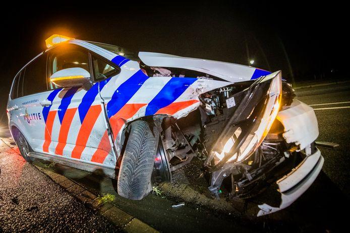 December 2019 probeerde de advocaat te vluchten voor de politie, Een achtervolging eindigde in een ongeluk.