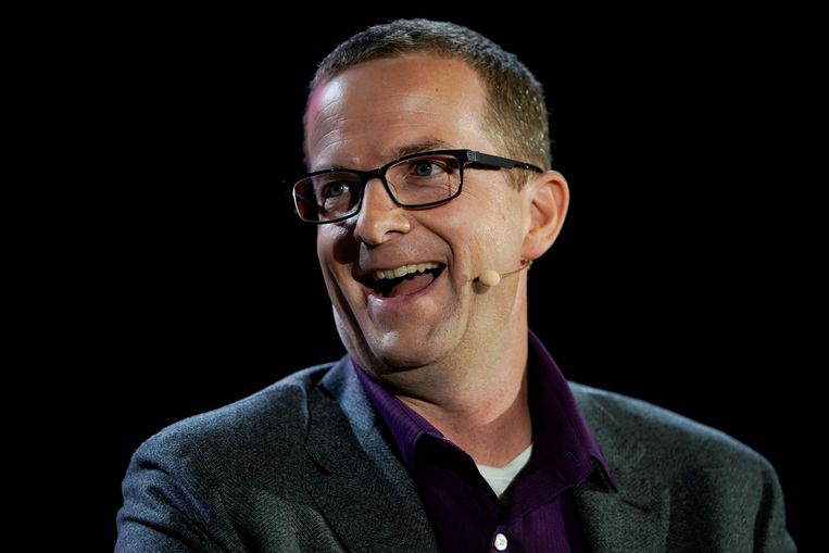 Mike Schroepfer, Chief Technology Officer van Facebook. Beeld REUTERS