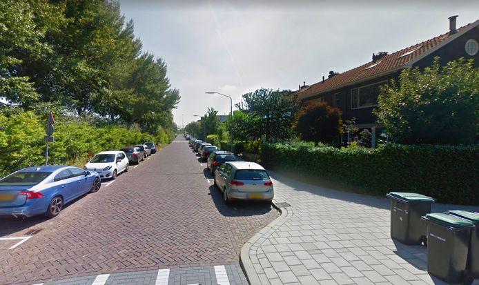 De Vlietweg in Dordrecht.